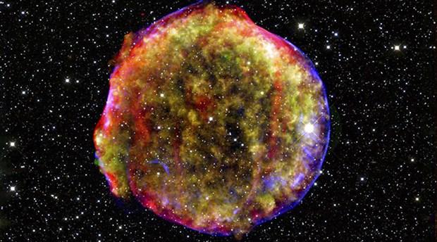 kara delik olusumunda gama isinlari zamani tersine mi ceviriiors