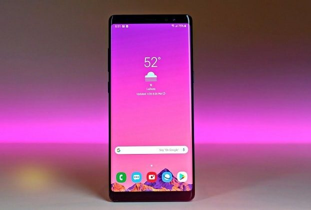 samsung note8 android pie e1560371251409
