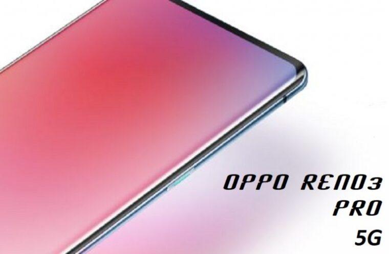 Oppo Reno3 Pro 5G