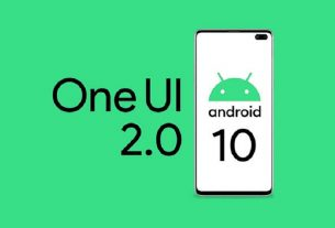 android one UI 2.0
