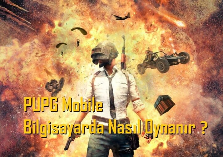 pubg mobile emülator