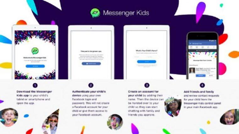 facebook kids messenger