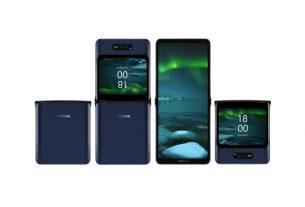 Nokia katlanabilir telefon projesi üzerinde çalışıyor.