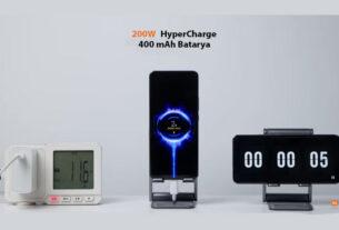 Xiaomi 200W HyperCharge